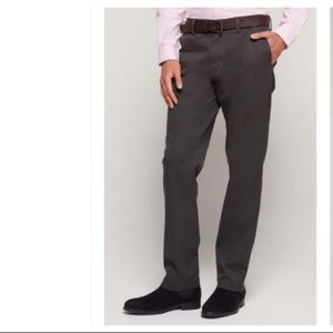 Banana republic Classic Dark charcoal dress pants